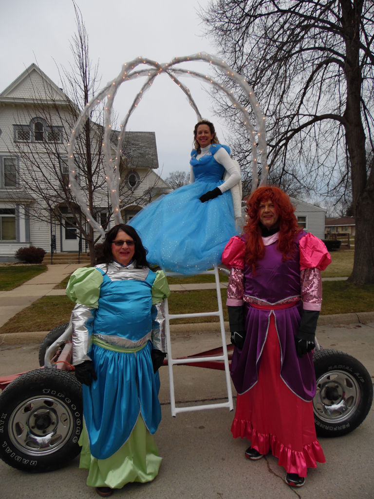 Holiday Parade Photos