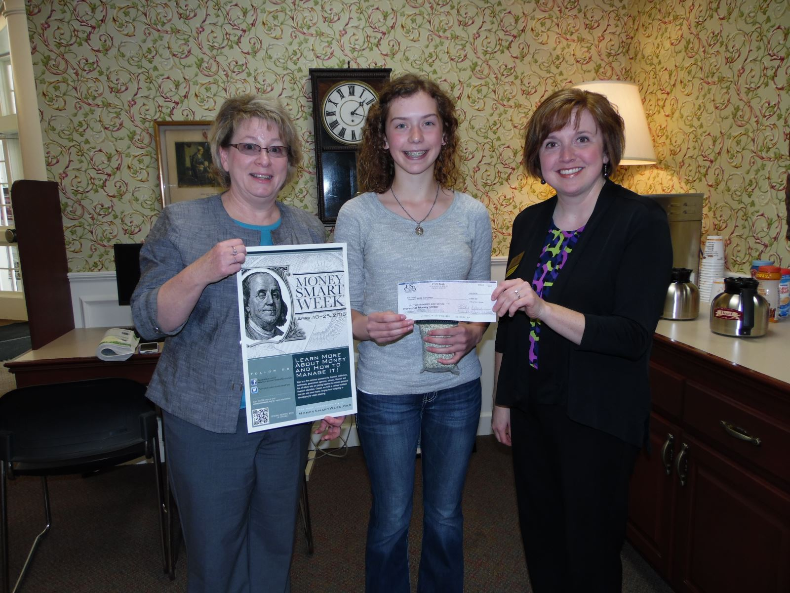 Local Money Smart Week Essay Winner Announced